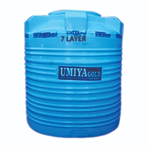 Sky Blue 7 Layer Water tank