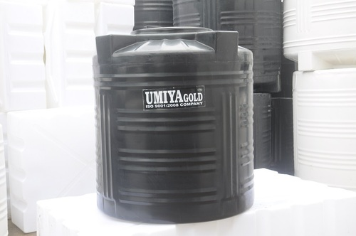 Umiya gold water tank
