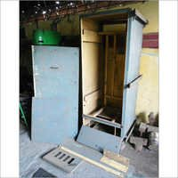 Mail Coil Cabinet Assembly