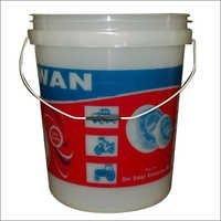 pawan Plastic bucket