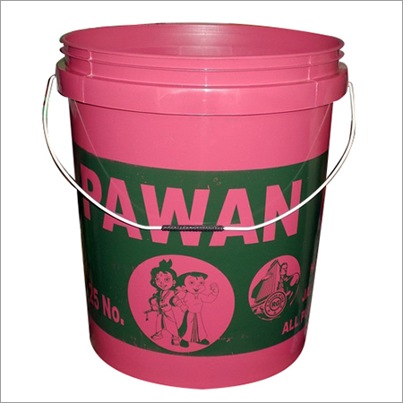 Heavy Unbreakable Plastic Bucket