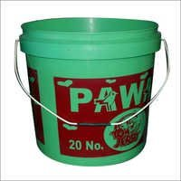Unbreakable Plastic Bucket 10 ltr