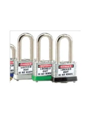 Steel Safety Padlock – Small Shackle