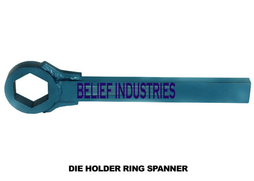 Die Holder Ring Spanner For Briquetting Machine