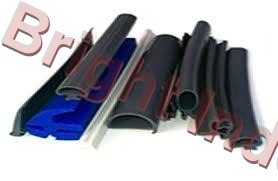 Customized Rubber Extrusions