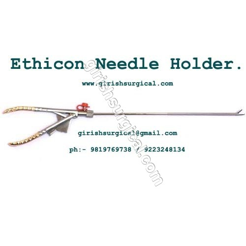 Ethicon Needle Holder