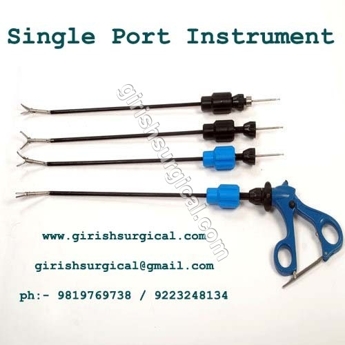 Single Port Instrument