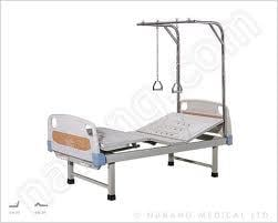 Orthopedic Bed, with ABS Panels