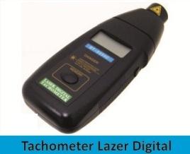 Tachometer Lazer Digital