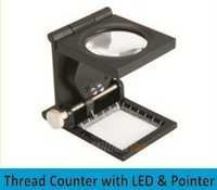 Thread Counter With LED