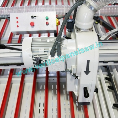 Vertical Laser Cutting Machine