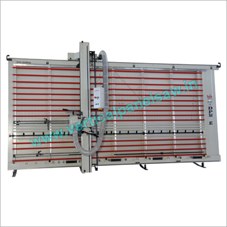 Vertical Panel Saw Cutting Machine