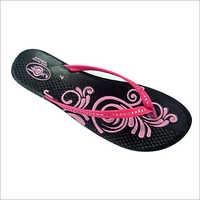PU Wedge Women Slippers