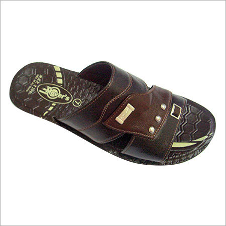 Gents Synthetic Slipper