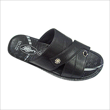 Pu Gents Slippers
