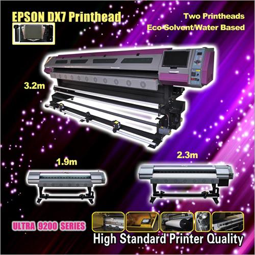 Digital Inkjet Head Printer