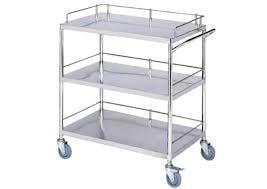 Instrument Trolley S.S.