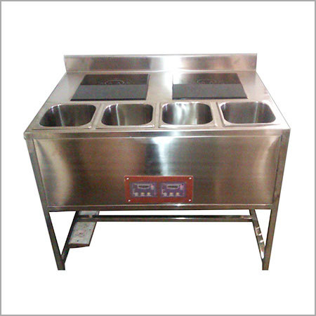 Induction Cook Tops Twin Zone