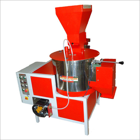 2 TPH Semi-Auto Seed Coating Machine