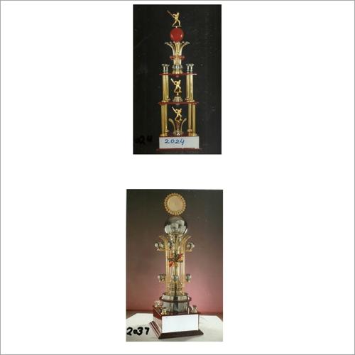 Custom Cricket Trophy