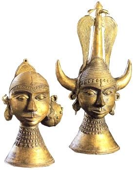 Tribal Heads