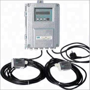 Online Ultrasonic Flow Meter