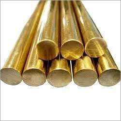 Brass Round Extrusion Rod