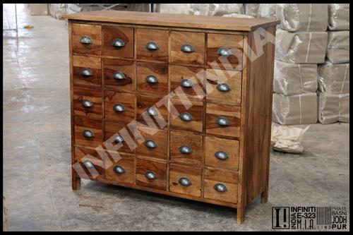 Sheesham Wooden Drawer Chest