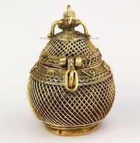 Indian Tribal Jewellery Box