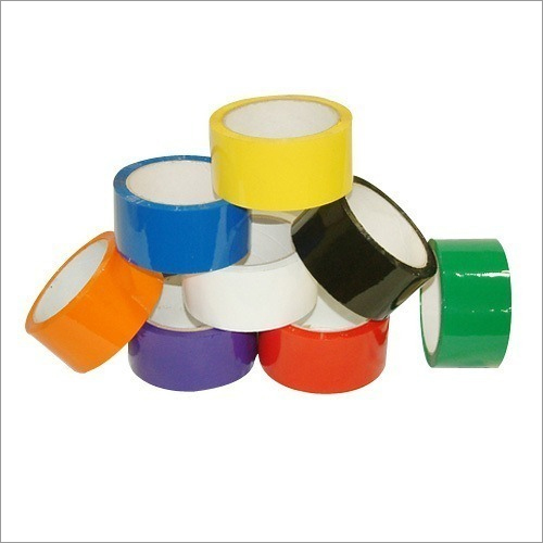 BOPP Colored Self Adhesive Tapes