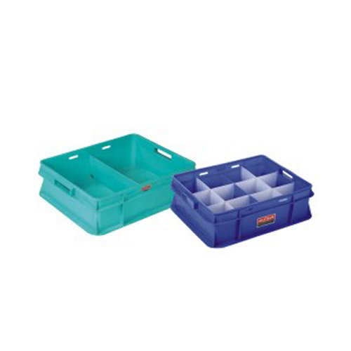 Fabrication Plastic Crate