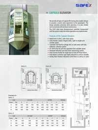 Glass Capsule Elevator