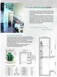 MRL Home Lift