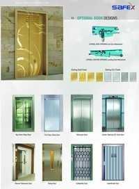 Elevators Optional Door Designs
