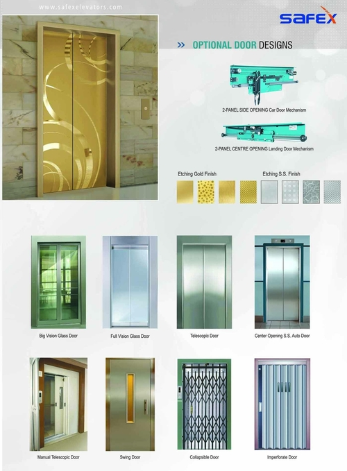 Lift Door Designs