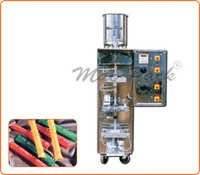 Fully Automatic Chuna parcel pouch packing machine