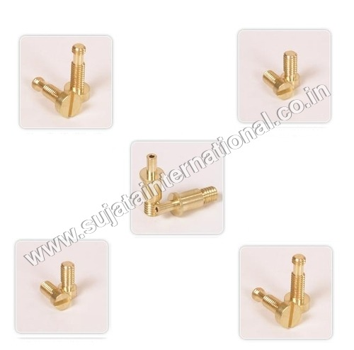Brass Electrical Screws