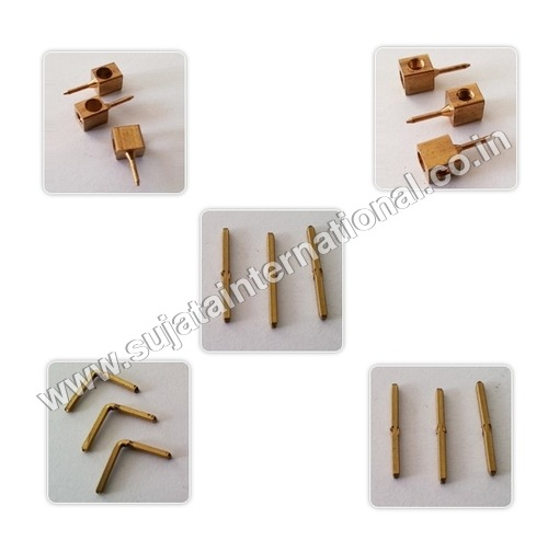 Brass Pcb Terminal Parts