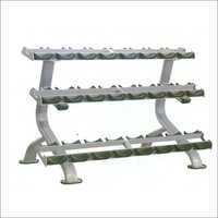 12 Pairs Dumbell Rack