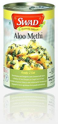 Aloo Methi