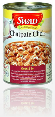 Chatpate Chole