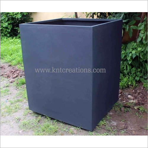Fiberglass Rectangular Planter