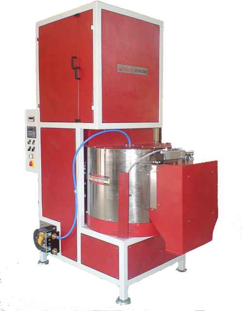 10 TPH Fully Automatic Seed Coating Machine