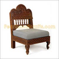 Carved Teak Chairs