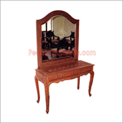 Carved Teak Consoles