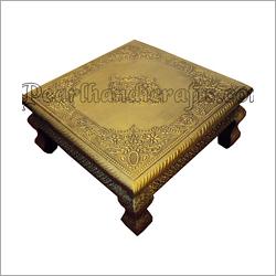 Meenakari Tables And Chowki