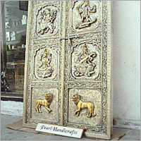 Carved Doors