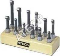 Brazed Carbide Boring Bar Set