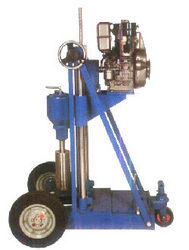 Core Drilling Machine Motorised CDM 01