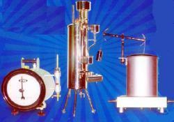 Junker Gas Calorimeter Apparatus JGC 01